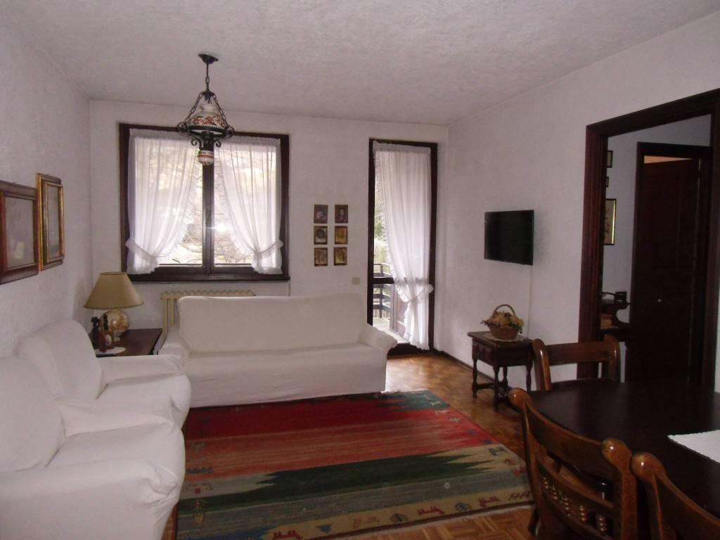 Appartamento in buone condizioni parzialmente arredato in vendita Rif. 9225914