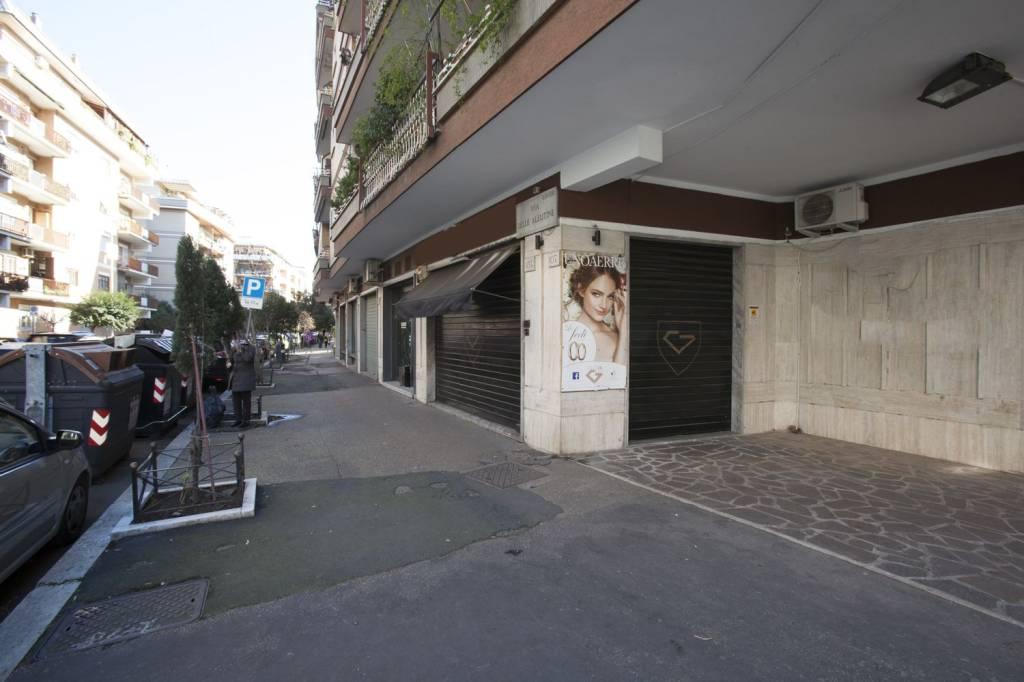 In Affitto - 6+6 Negozio / Locale a Roma