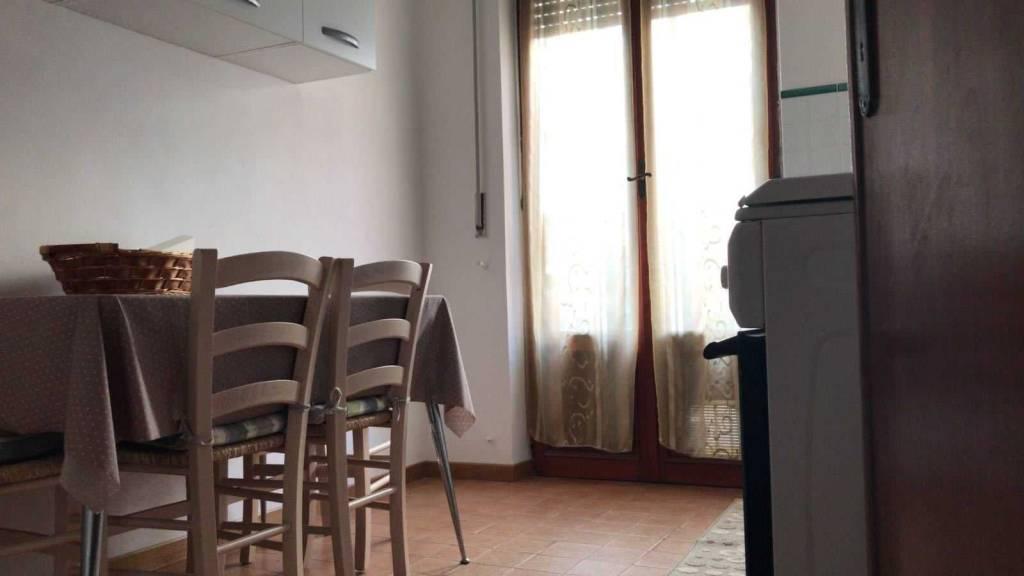 Appartamento in buone condizioni arredato in affitto Rif. 9246862