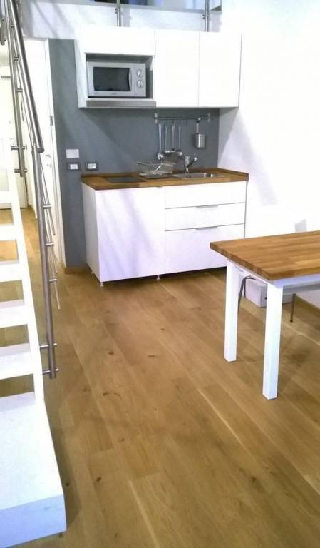 Appartamento in ottime condizioni arredato in affitto Rif. 9256887