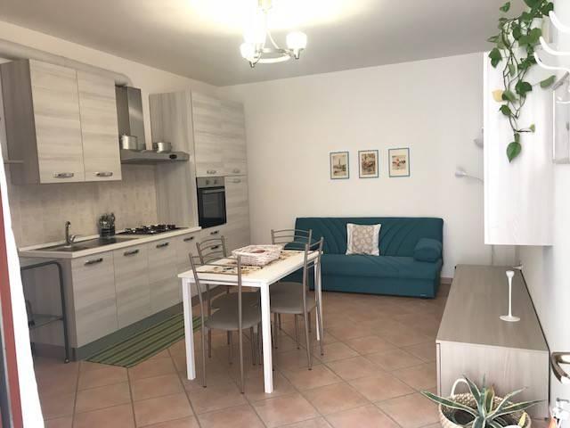 Appartamento in ottime condizioni arredato in affitto Rif. 9260435