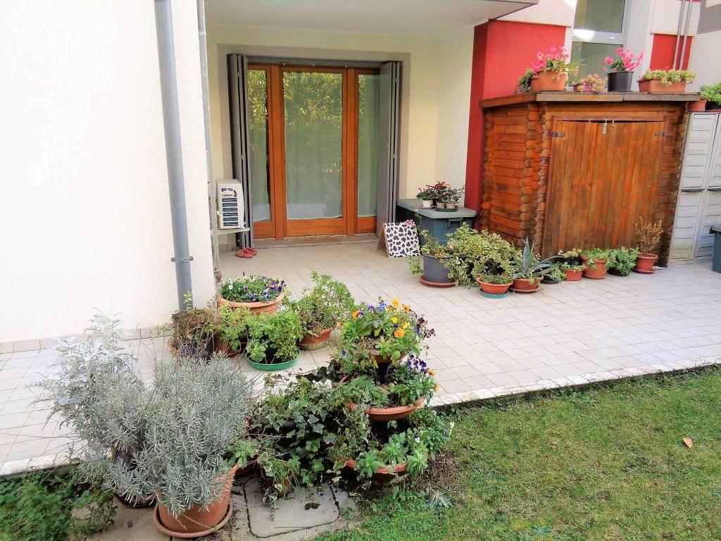 Tavagnacco Feletto Umberto bicamere con giardino