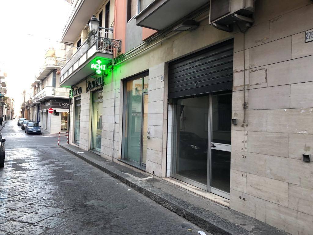 Bottega pressi via Giacomo Matteotti