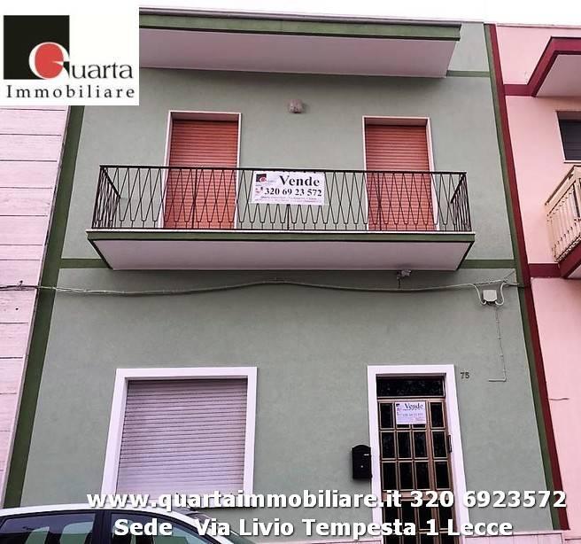 Appartamento in Vendita a Monteroni Di Lecce Periferia: 4 locali, 100 mq