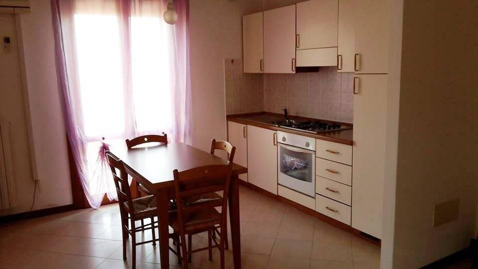 Appartamento in buone condizioni arredato in affitto Rif. 9272128