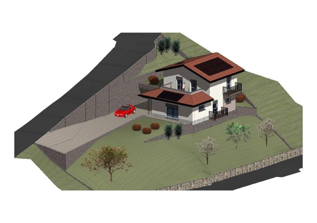 Villa in vendita a Pradalunga, 3 locali, prezzo € 299.000 | PortaleAgenzieImmobiliari.it
