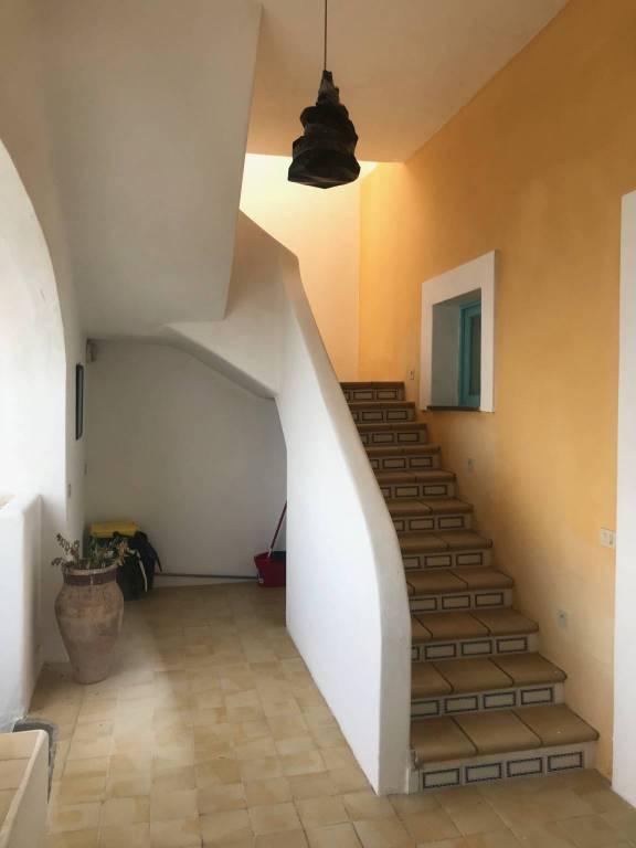 Salina Fraz. Lingua Villa su due livelli con ampie verande, foto 4