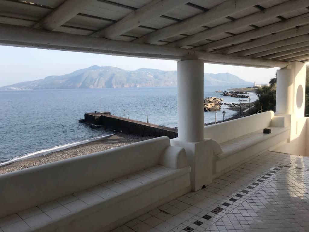 Salina Fraz. Lingua Villa su due livelli con ampie verande, foto 7