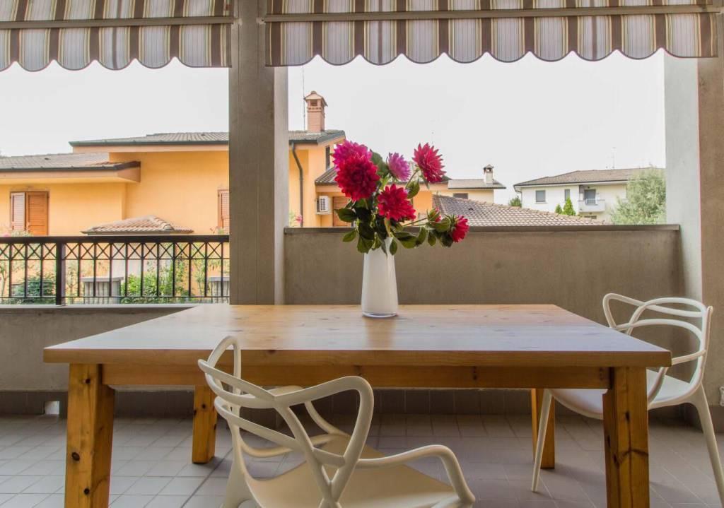 LO-2 camere, 2 bagni con terrazzo Casalpusterlengo