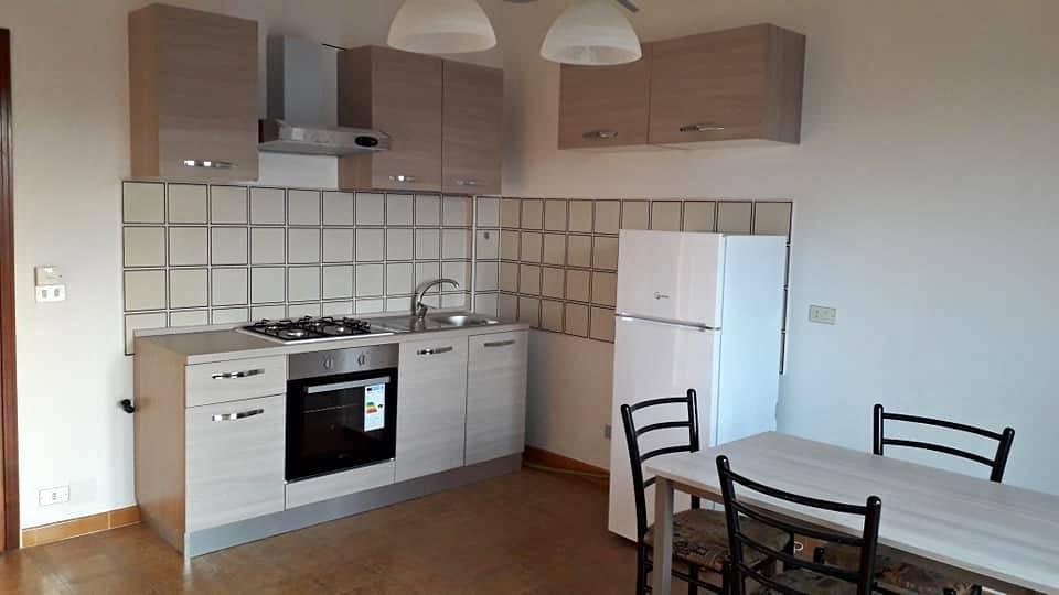 Appartamento in ottime condizioni parzialmente arredato in affitto Rif. 9246904