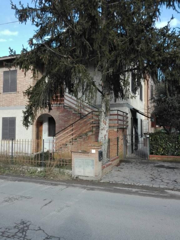 Villetta composta da 2 appartamenti in Rosia - Sovicille SI