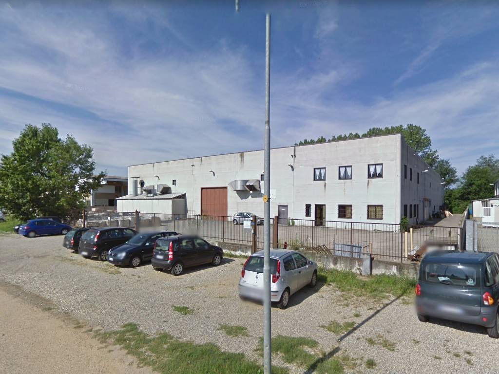 Magazzino - capannone in vendita Rif. 9377089