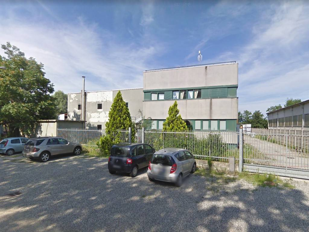Magazzino - capannone in vendita Rif. 9377090