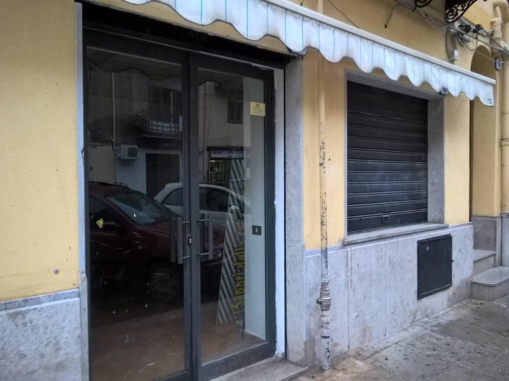 Via Carini (zona Teatro Massimo) Negozio 120mq con Terrazzo Rif. 9317552
