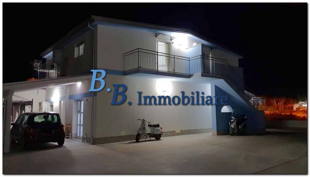 Appartamento in villa di recente costruzione