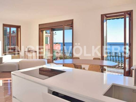 Santa Margherita Ligure - fronte mare - stupendo 3 camere