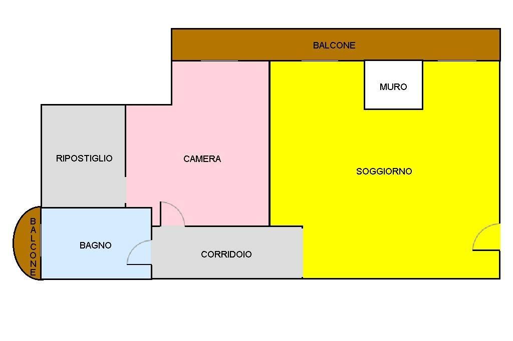 Attico / Mansarda in ottime condizioni arredato in vendita Rif. 9158950