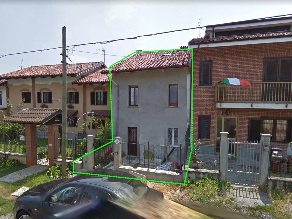 Soluzione Indipendente in vendita a Scalenghe, 4 locali, prezzo € 38.000 | PortaleAgenzieImmobiliari.it