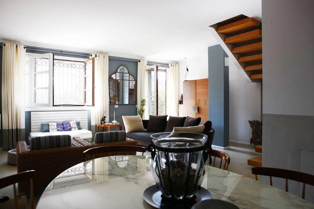 Villetta a schiera in ottime condizioni parzialmente arredato in vendita Rif. 9344816