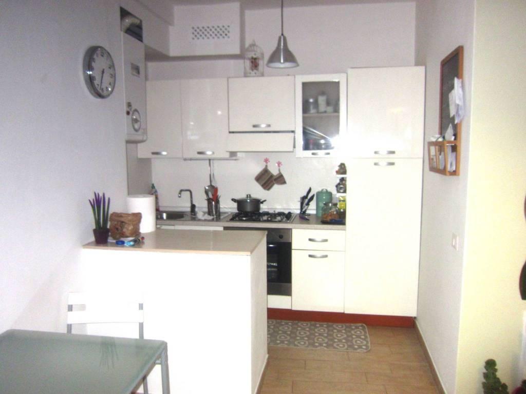 Appartamento in buone condizioni arredato in affitto Rif. 9347116