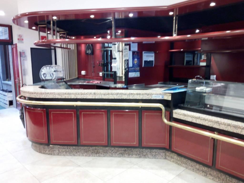 Bar/caffetteria in via Aquileia