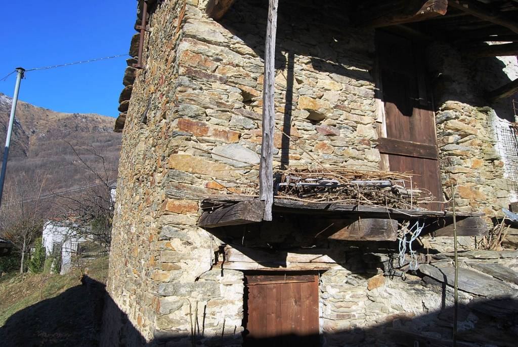 Foto 1 di Rustico / Casale Borgata Allieri, Pramollo