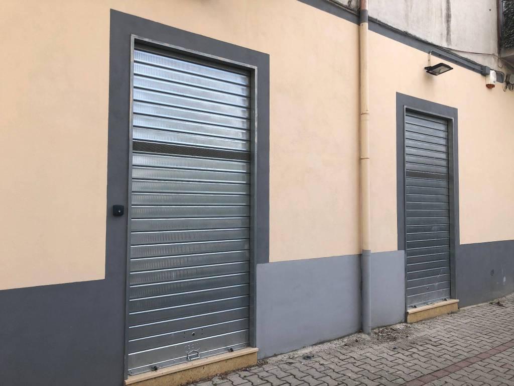 Via Benevento locale commerciale di 90 mq ristrutturato Rif. 9358558
