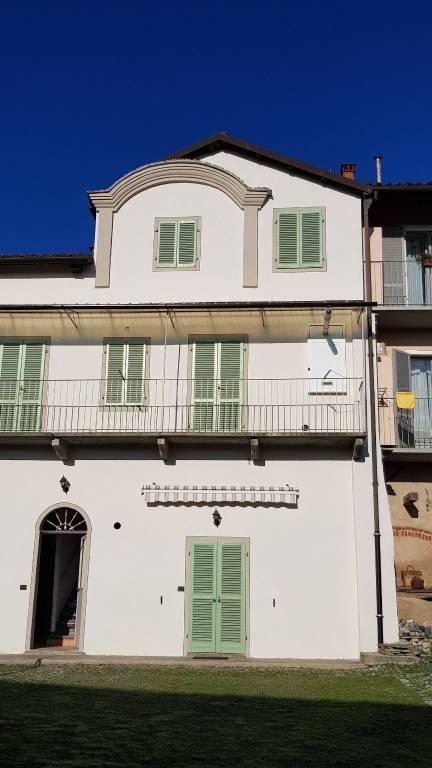 Foto 1 di Casa indipendente via Giuseppe Garibaldi 10, Manta