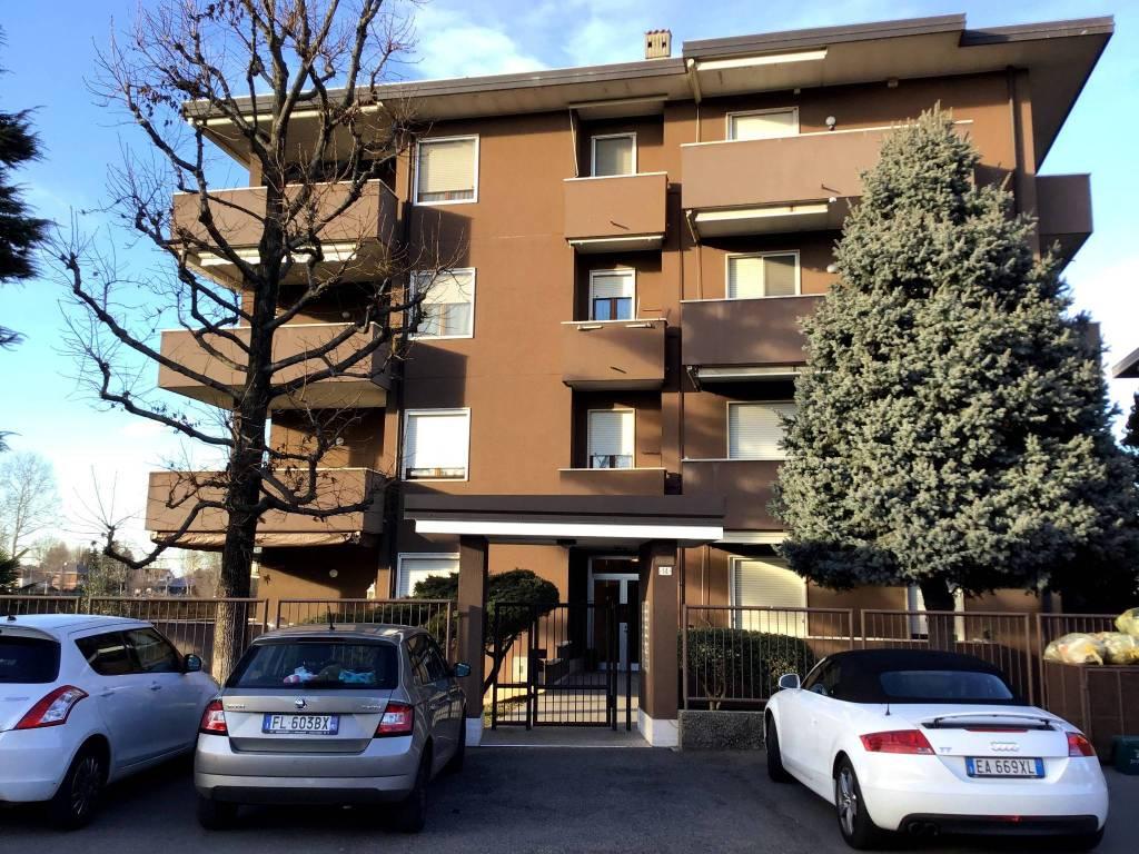 Appartamento in affitto a Nerviano, 2 locali, prezzo € 550   CambioCasa.it