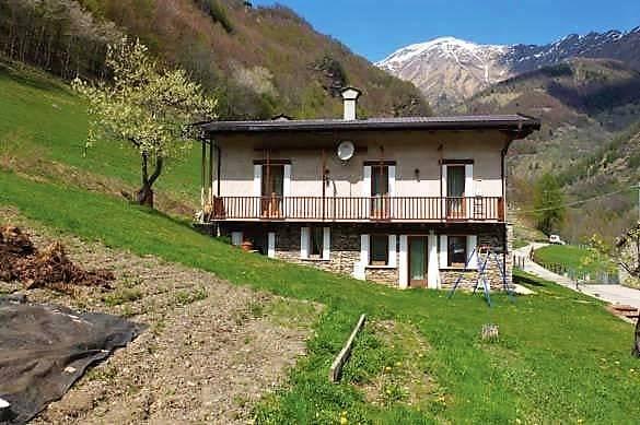 Villa in vendita a Massello, 6 locali, prezzo € 88.000 | CambioCasa.it