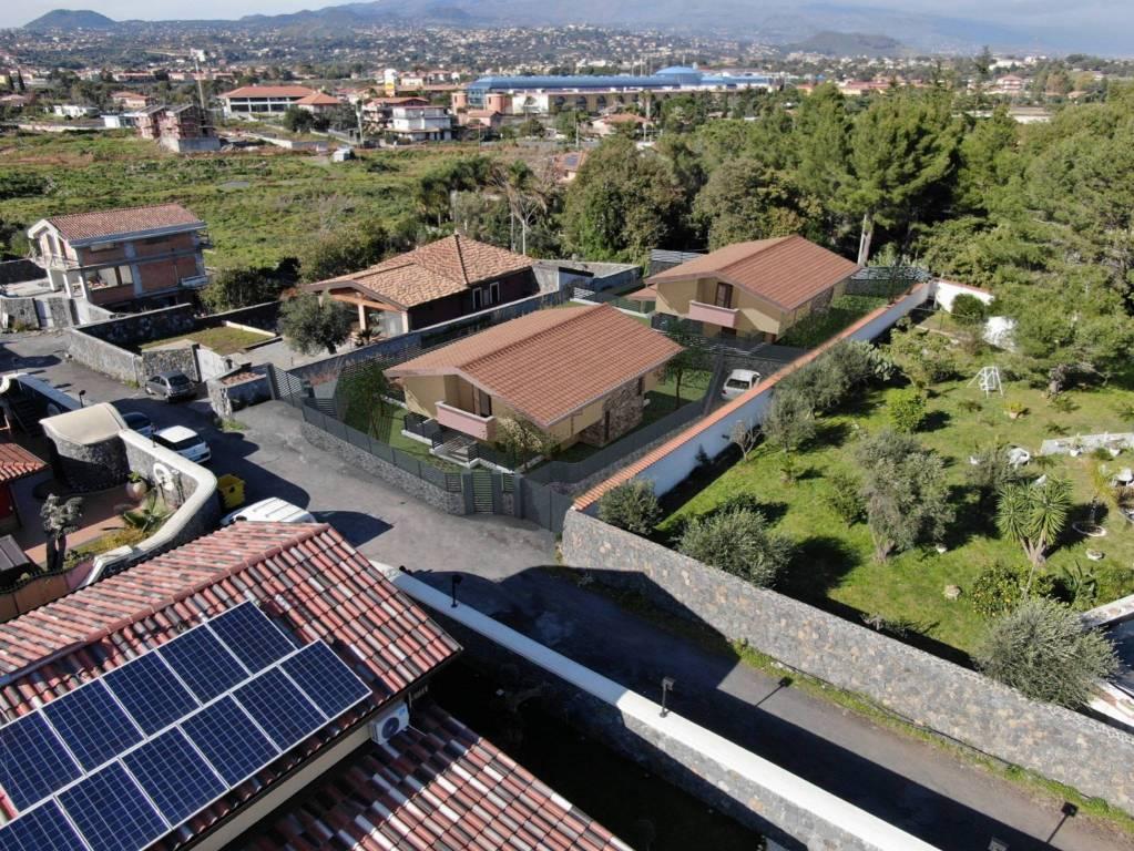 Villa in Vendita a San Giovanni La Punta Centro: 4 locali, 150 mq