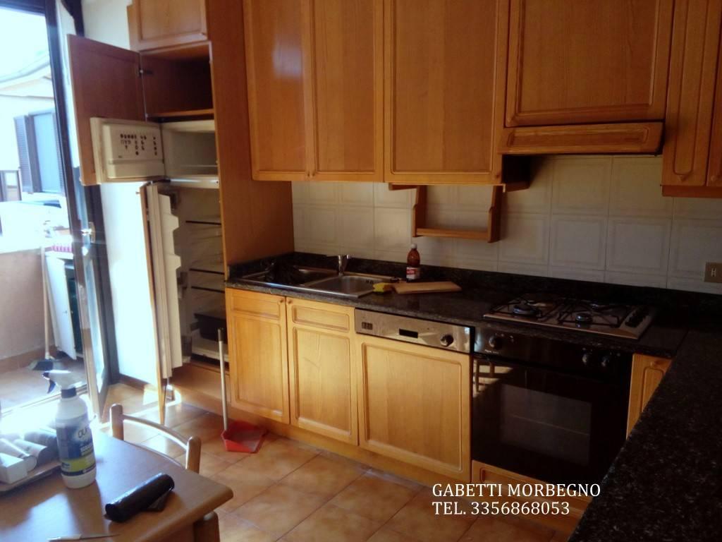 Appartamento quadrilocale in affitto a Morbegno (SO)