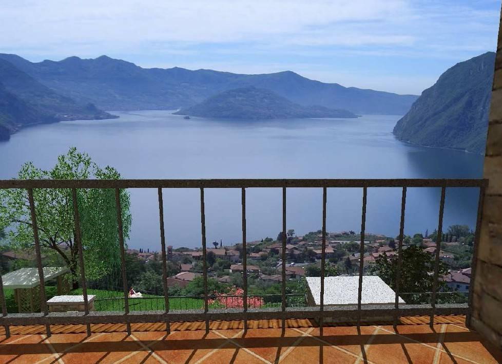 Appartamento in vendita a Solto Collina, 3 locali, prezzo € 160.000 | PortaleAgenzieImmobiliari.it