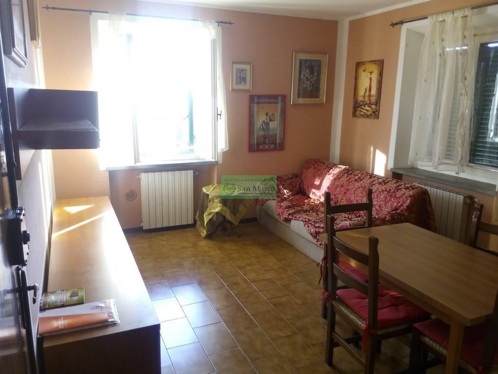Appartamento in buone condizioni arredato in affitto Rif. 9305577