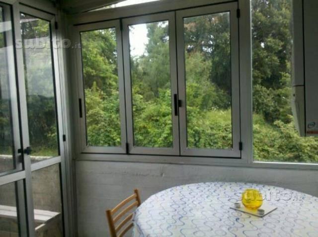 Appartamento in buone condizioni arredato in affitto Rif. 9396923