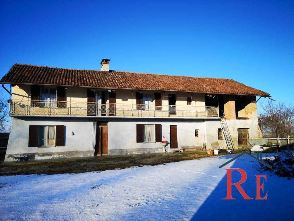 Foto 1 di Rustico / Casale Frazione San Giovanni 54, frazione San Giovanni, Villafranca Piemonte