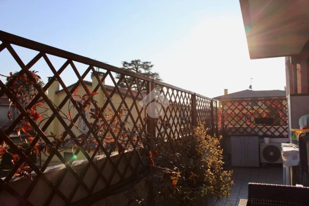 PONTE SAN NICOLO' - Appartamento con terrazzi abitabili