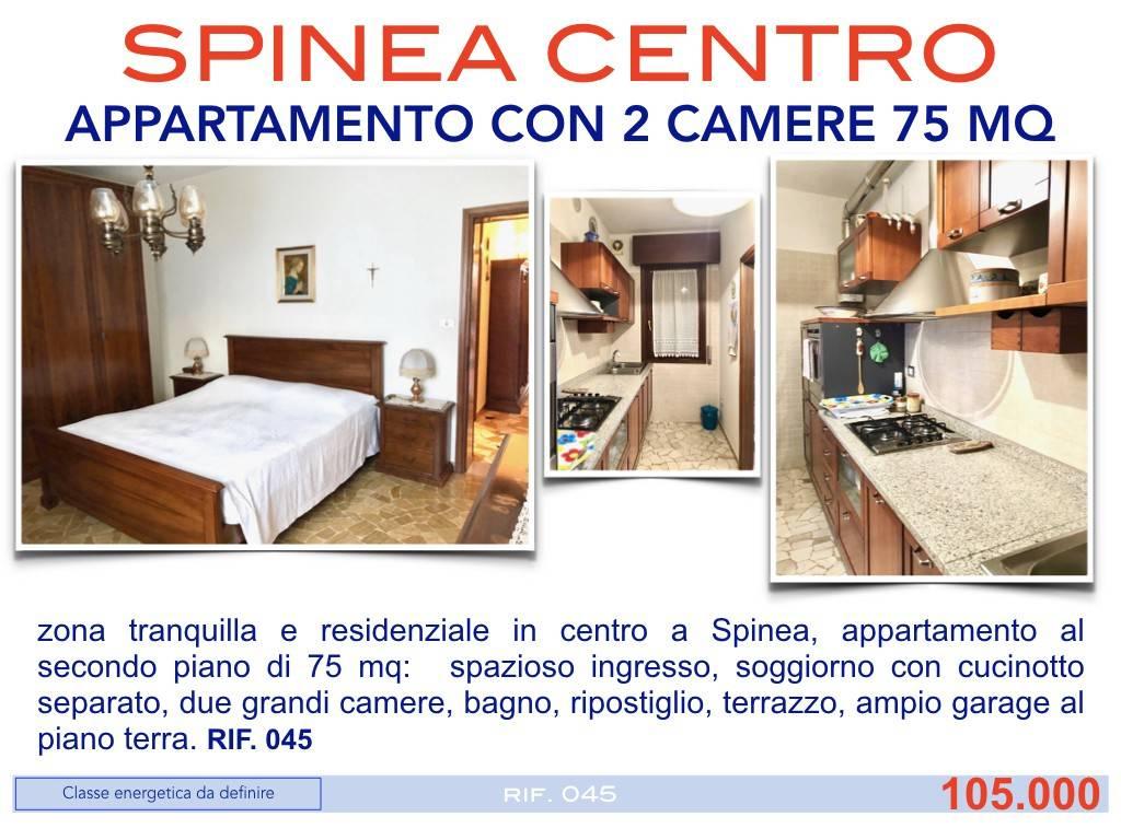 Spinea centro appartamento 2 camere rif. 045