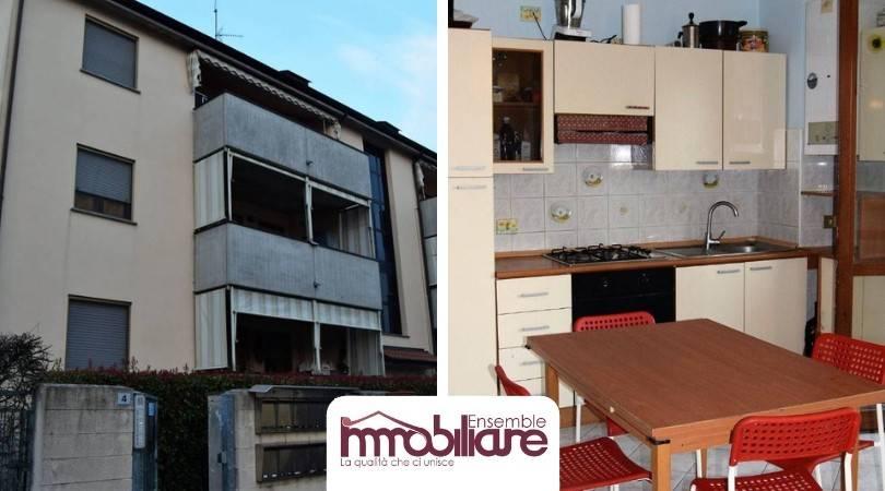 Appartamento in buone condizioni arredato in vendita Rif. 8649808