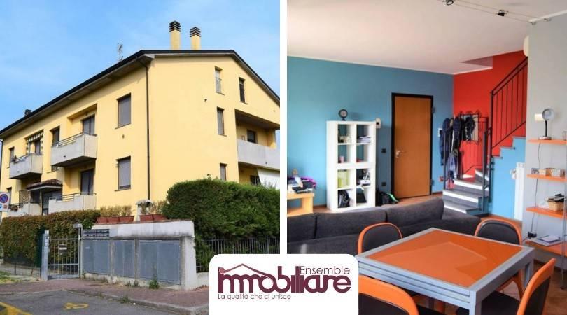 Appartamento in buone condizioni arredato in vendita Rif. 8113598