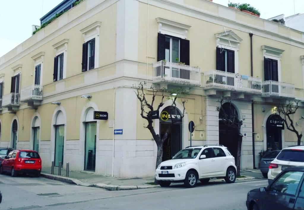 Negozio bilocale in affitto a Trani (BT)