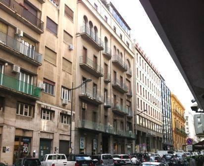 Appartamento in Affitto a Palermo Centro: 2 locali, 85 mq