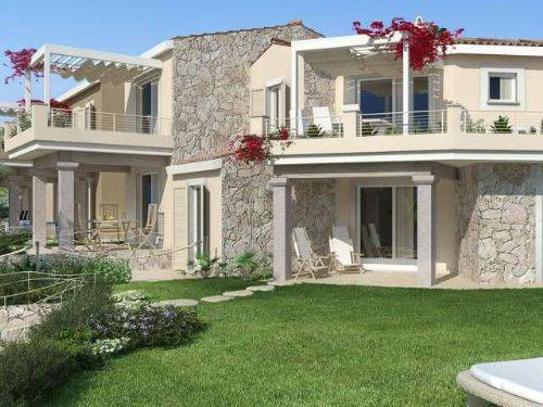 Villa a schiera trilocale in vendita a Valledoria (SS)