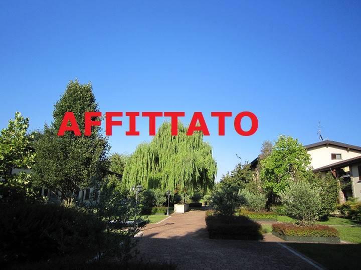 Appartamento in ottime condizioni in affitto Rif. 8258520