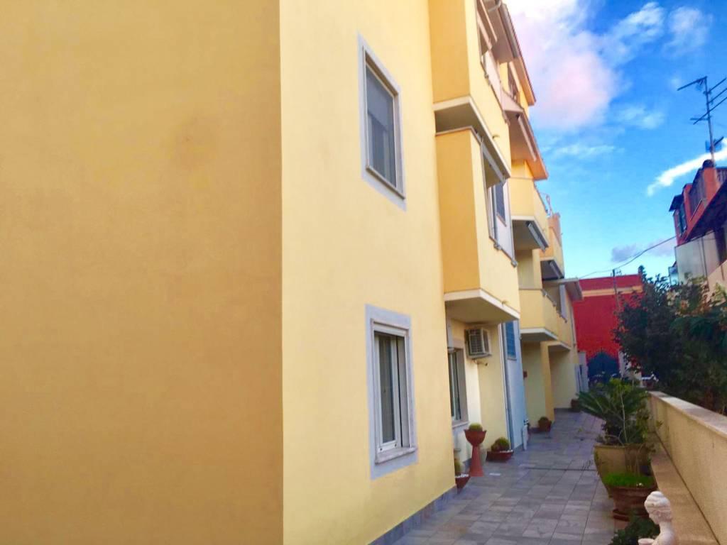 Appartamento 98 mq, zona Cappuccini, Civitavecchia