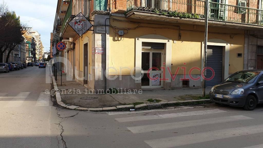 Negozio bilocale in affitto a Foggia (FG)