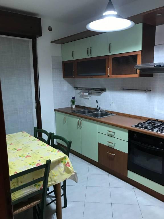 Appartamento in buone condizioni arredato in affitto Rif. 9465851