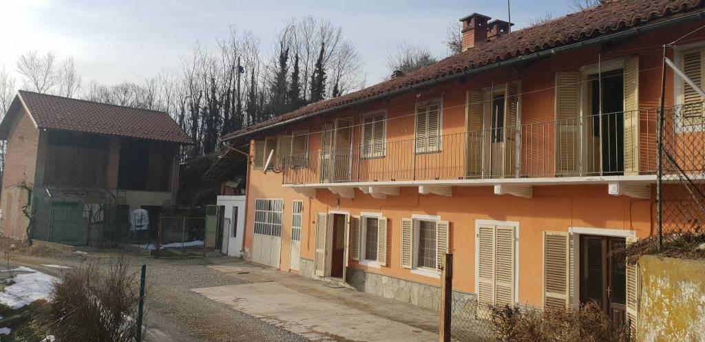 Rustico / Casale in vendita a San Sebastiano da Po, 7 locali, prezzo € 73.000 | PortaleAgenzieImmobiliari.it