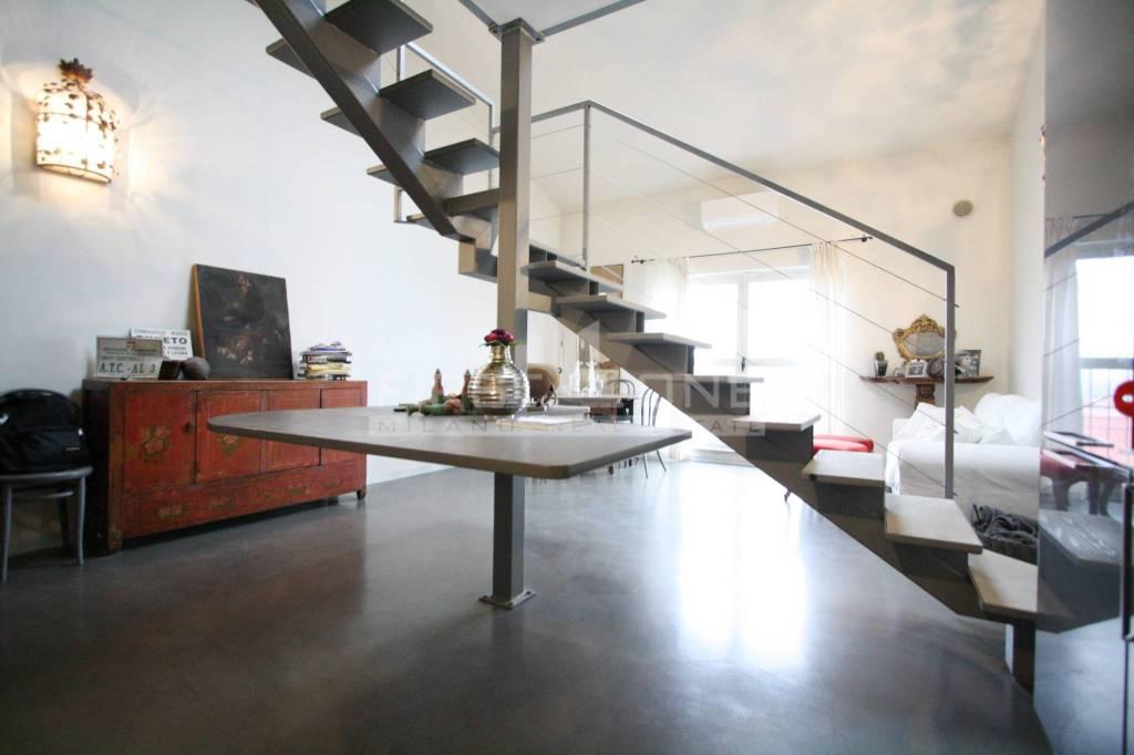 Loft / Openspace in ottime condizioni parzialmente arredato in vendita Rif. 9465867
