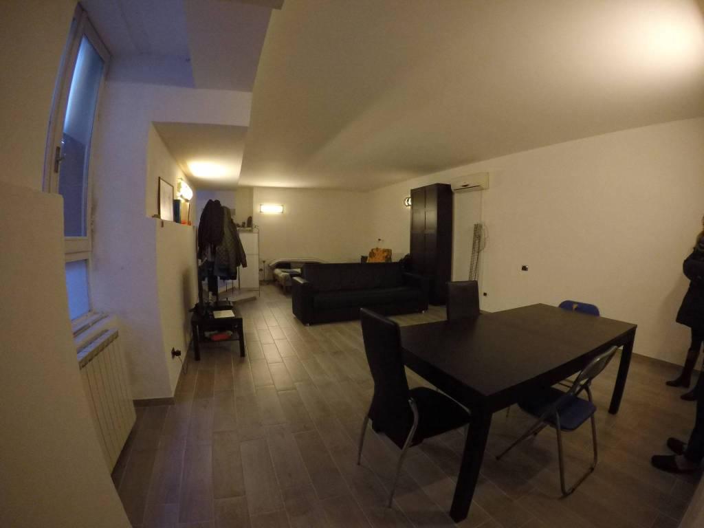 Loft / Openspace in ottime condizioni parzialmente arredato in vendita Rif. 9469155